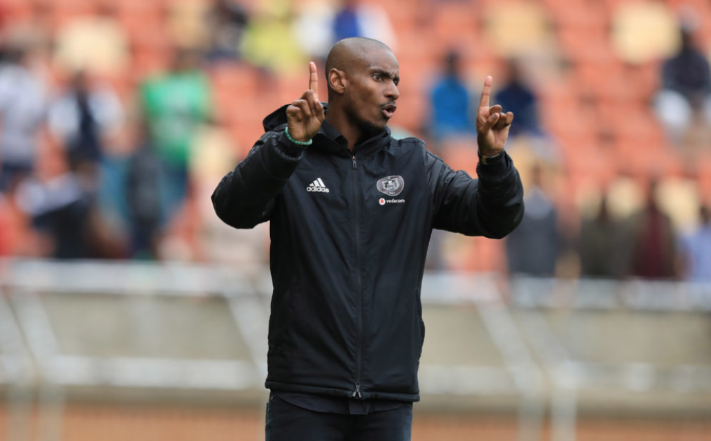 Chippa United head coach Rhulani Mokwena