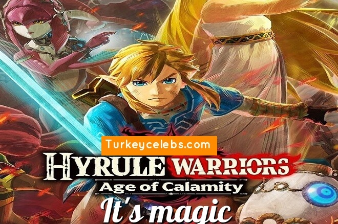 Hyrule warriors launches on november 20, 2020