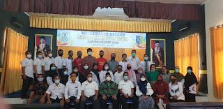 Terpilih sebagai Ketua IKA UNIMED Batubara, Abdul Kadir : Siap bangun sinergitas degan Pemerintah