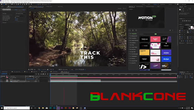 after effect software edit video di pakai youtuber