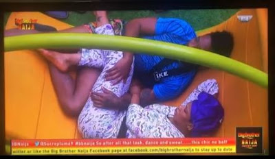 """#BBNaija: """"Nothing Happened, We Were Just Playing"""" - Ike Talks About Assumed Sex With Mercy (VIDEO)"""