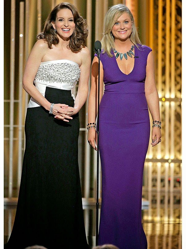 Golden Globes 2015: All concerning Tina Fey and Amy Poehler's Outfit Changes