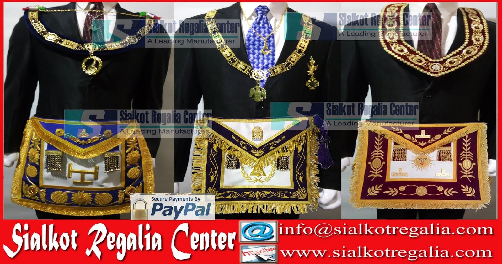 Manufacturers Masonic Regalia