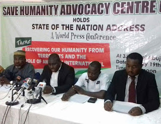 he Save Humanity Advocacy Centre (SHAC)