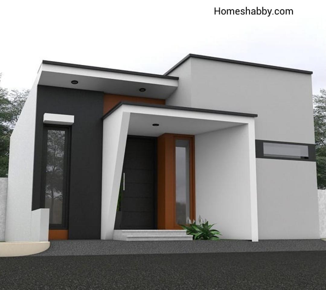 Desain Dan Denah Rumah 6 X 9 M Dengan Atap Dak Cor Beton Solusi Untuk Menambah Rumah 2 Lantai Homeshabby Com Design Home Plans Home Decorating And Interior Design Atap dak beton minimalis
