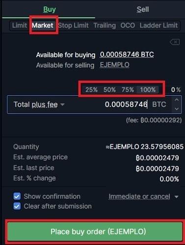 Comprar KAI BITTREX Tutorial Actualizado