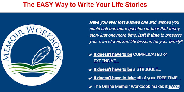 Online Memoir Workbook, Online Memoir Workbook Software, Online Memoir Workbook Software review