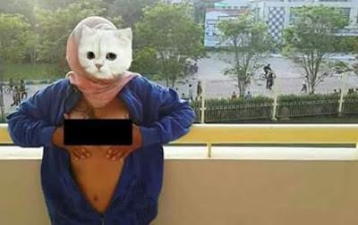 Oh Ini! Foto Hot Jilbobs Akun KO_22_93, Mahasiswi Samarinda Bikin Heboh