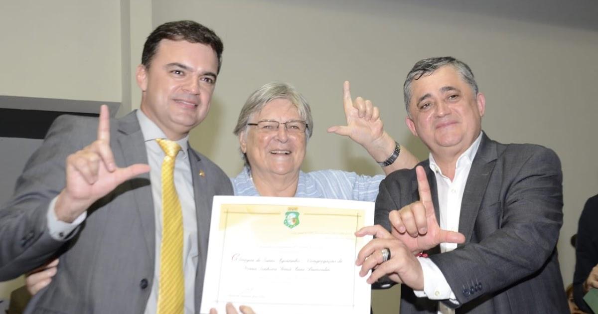 Sessão Itinerante - Guimarães recebe homenagem em Juazeiro do Norte - Flavio Pinto