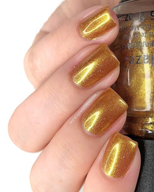 China Glaze Gold Mine Your Business