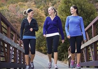 Manfaat Jalan Kaki Bagi Kesehatan Tubuh