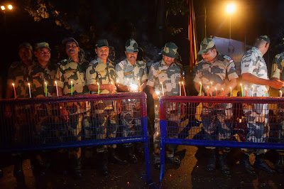 Indian Army Diwali Image