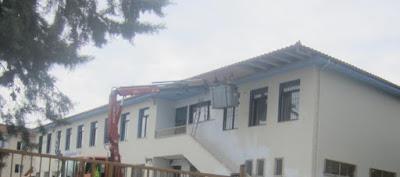 Υπογραφή σύμβασης του έργου με τίτλο « Επισκευή συντήρηση σχολικών κτιρίων Δ.Ολύμπου και Δ.Κατερίνης» προϋπολογισμού 129.991,00 € από την Αντιπεριφερειάρχη Πιερίας