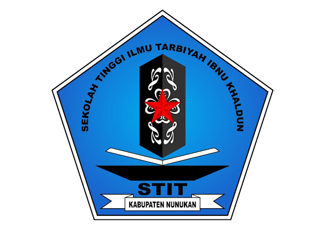 Logo STIT Ibnu Khaldun Kabupaten Nunukan - Kalimantan Utara