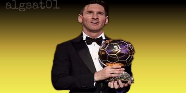 ليونيل ميسي ميسي برشلونة نجم برشلونة الكرة الذهبية الكرة الذهبية 2019 محمد صلاح كريستيانو رونالدو