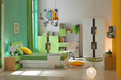 Easy Idea For Furnishing a Child's Bedroom1