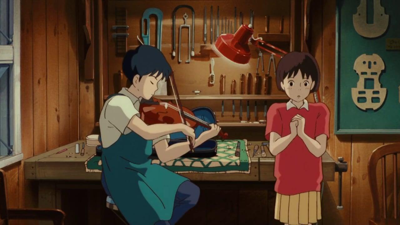 Review Anime Movie Mimi Wo Sumaseba  |  Gadis Dalam Masa Menentukan Dan Mengusahakan Impian Masa Depan