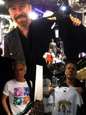 Resultado de imagen de U2 in abba the museum