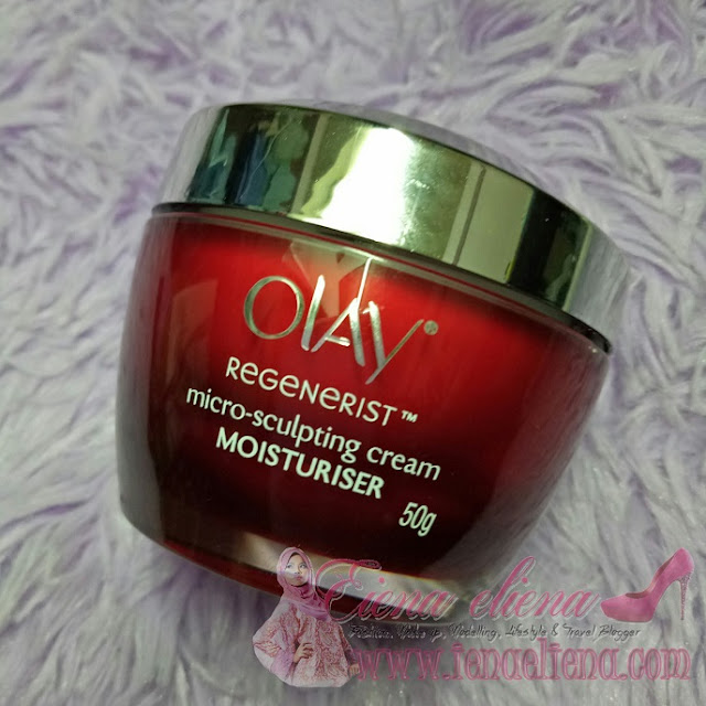 OLAY Regenerist Advance Anti Ageing Micro Sculpting Cream Moisturize