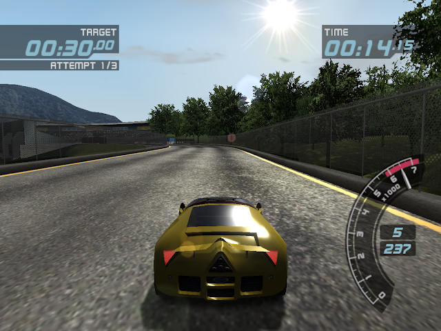 Ford Racing 3 Free For PC