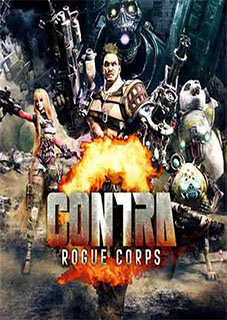 Contra Rogue Corps PC download