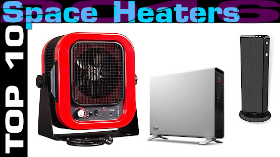 Top 10 Review Products-Top 10 Space Heaters 2016 v2