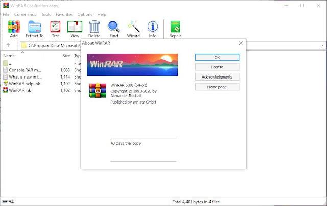Download WinRAR 6 Full Version Terbaru 2021 Free Download