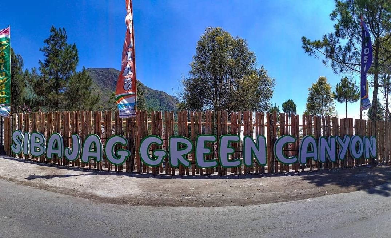 Sibajag Green Canyon