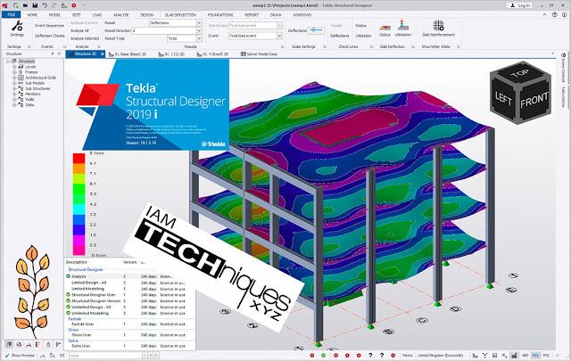 Trimble Tekla Structural Designer 2019i