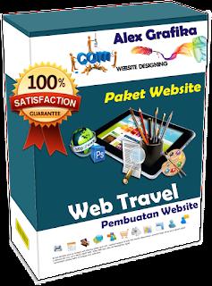 Tempat Pembuatan Website Agen Travel & Tour Di Bengkulu