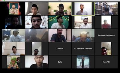 Sambut Idul Fitri di Tengah Pandemi, PCINU Turki dan Arab Saudi Jalin Silaturahim Menghidupkan Kesalehan Sosial