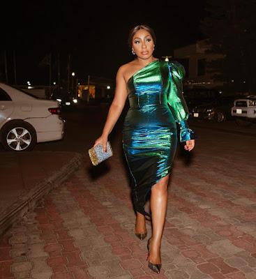 Rita Dominic fashion and style looks