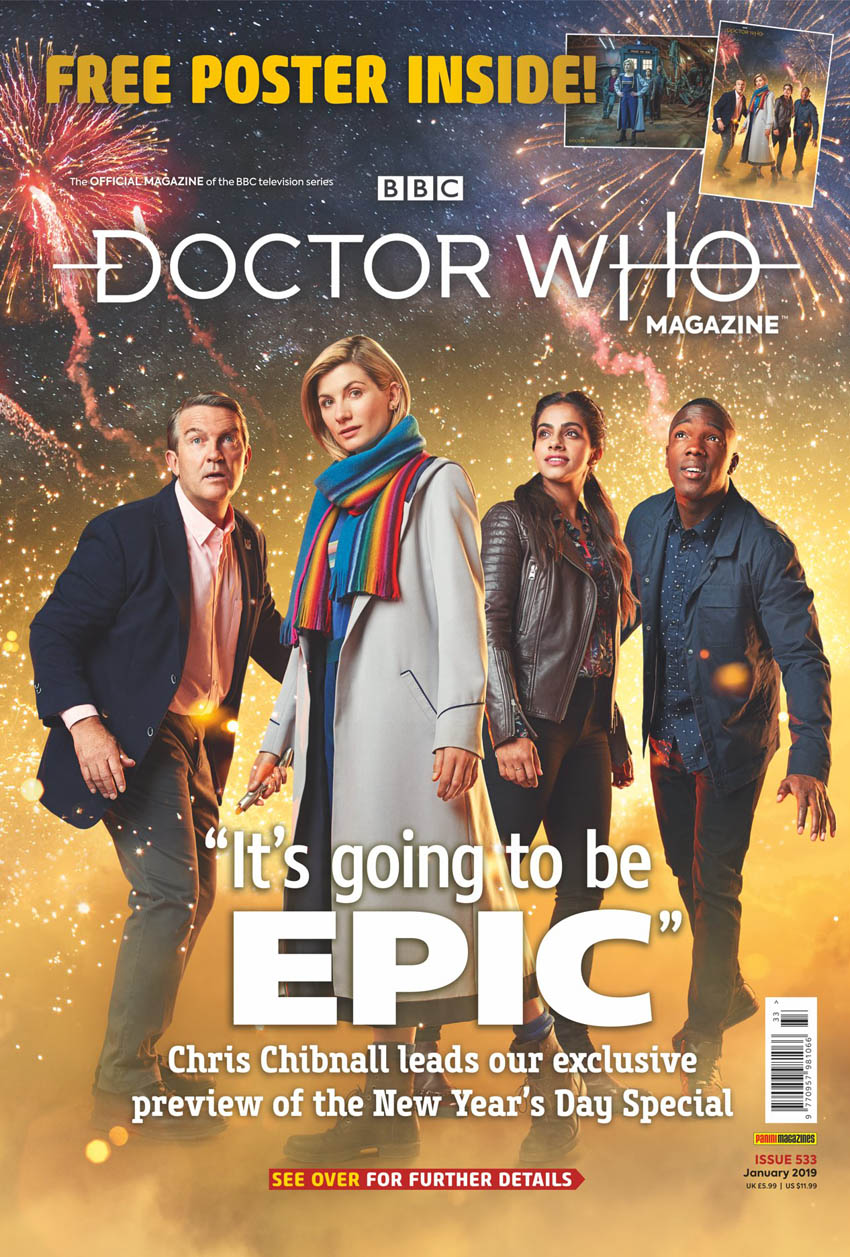 Dr Who Christmas 2019.Blimey The Blog Of British Comics The Christmas New Year