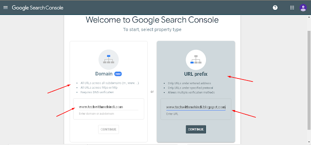 google-search-console,website-register