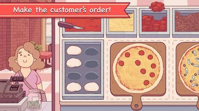 تحميل لعبة الطبخ البيتزا Good Pizza, Great Pizza النسخة المهكرة
