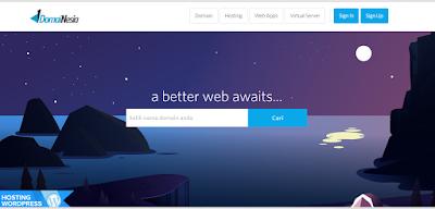 tip's cara membeli domain dan hosting