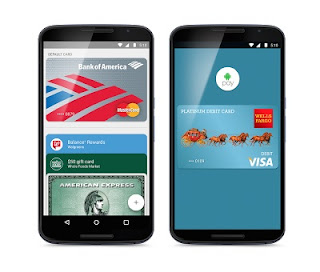 Google launches Android Pay in the US