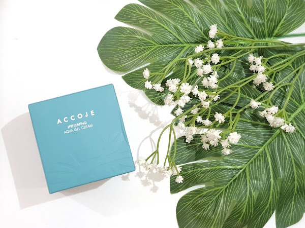 [Review] Accoje Hydrating Aqua Gel Cream