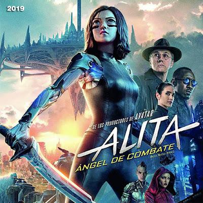 ALITA - Ángel de combate - [2019]
