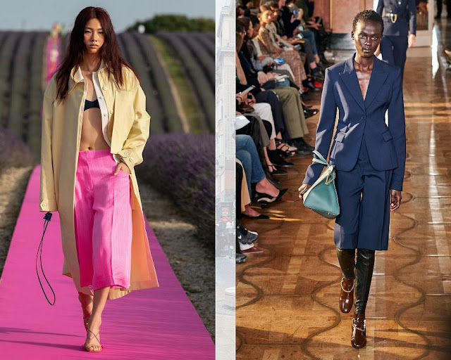Модные брюки весна-лето 2020 13-1