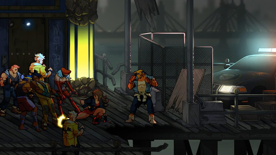 streets of rage 4 screenshots axel stone blaze fielding dotemu