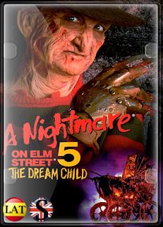 Pesadilla en la Calle del Infierno 5: El Niño de los Sueños (1989) FULL HD 1080P LATINO/INGLES