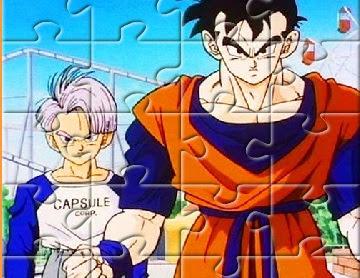Juego Rompecabezas De Dragon Ball Z Kai Juegos Cartoon Online Gratis