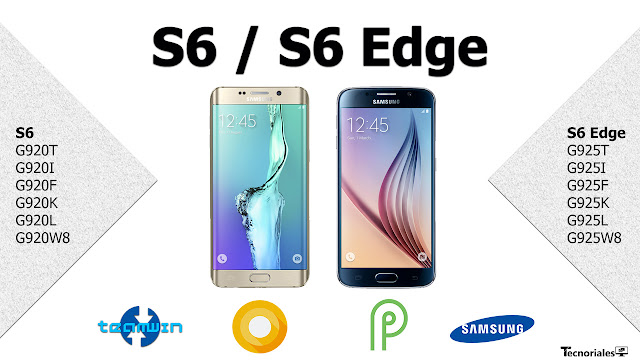 s6 y s6 edge tutorial custom rom twrp