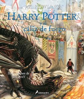 HP y el cáliz de fuego