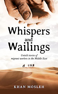Whispers & Wailings by Khan Mosleh - book promotion companies