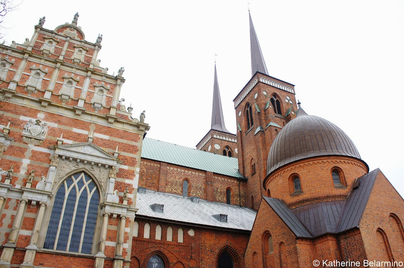 Roskilde Cathedral Architecture Denmark