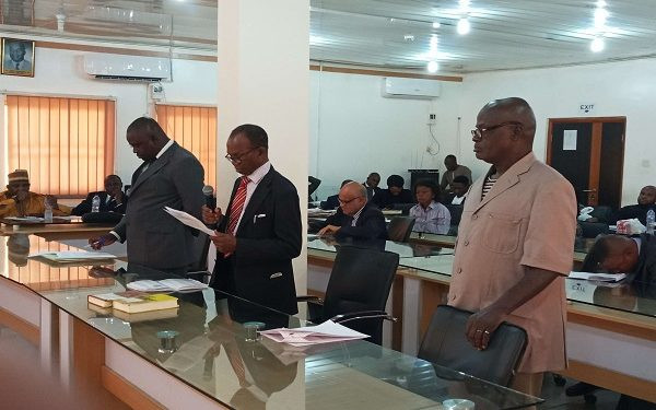 Three medical doctors stand trial for causing death of a three months old baby in Abuja