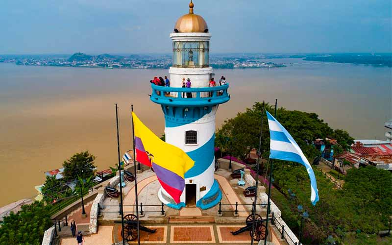 Agenda completa fiestas del mes de Julio en Guayaquil
