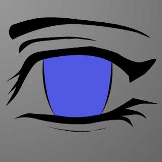 cara-menggambar-anime-mata-kartun-karikatur-animasi-dengan-photoshop